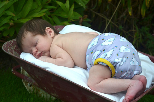 Tickle Tots Nappies - eco-friendly reusable nappies
