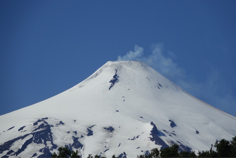 From Pucón to Santiago... canyoning, karaoke and volcanoes