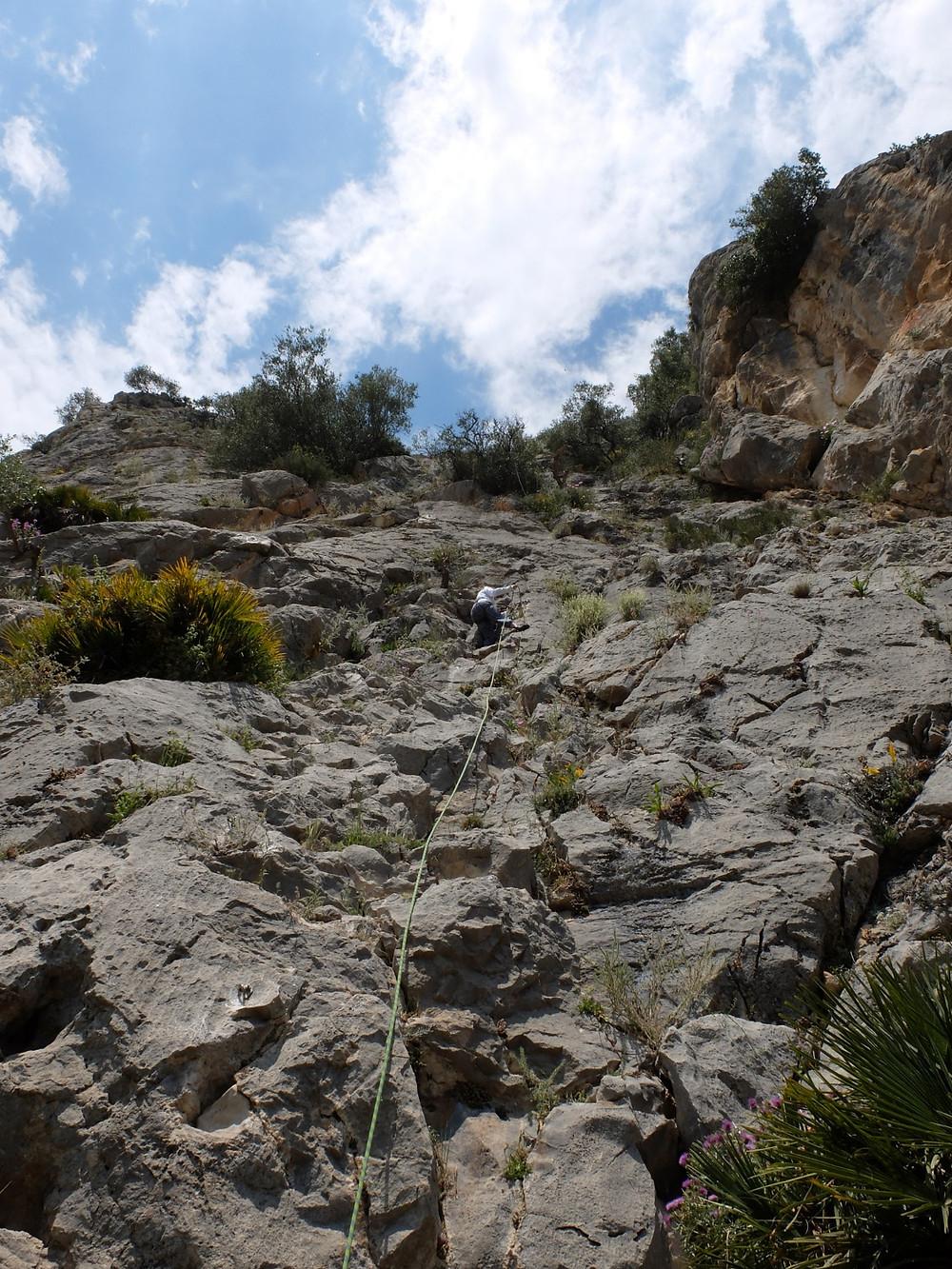 Climbing El Chorro - 3