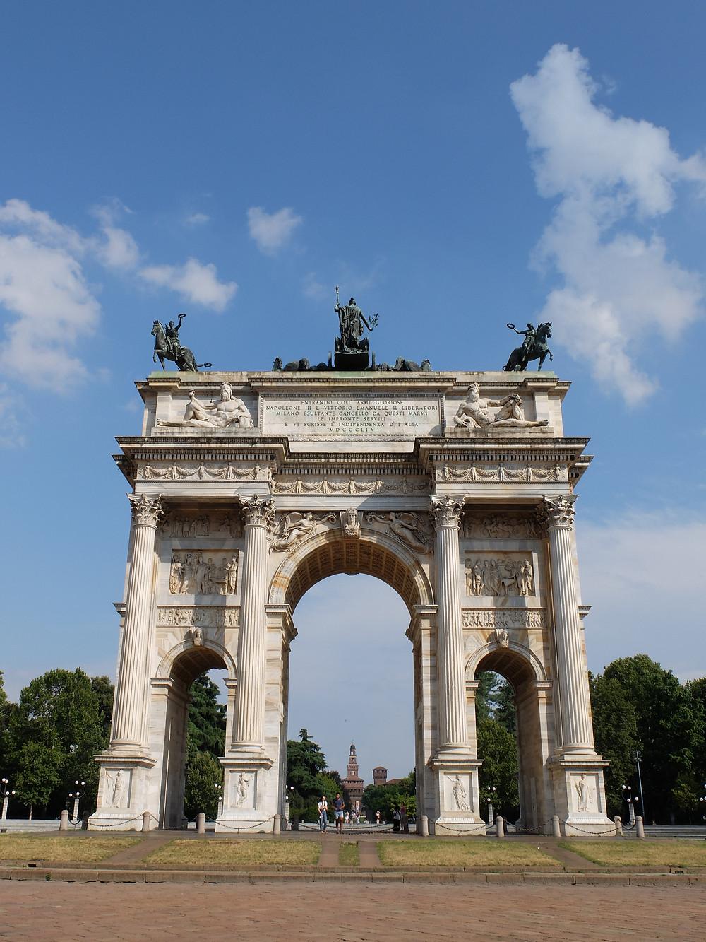 Porta Sempione