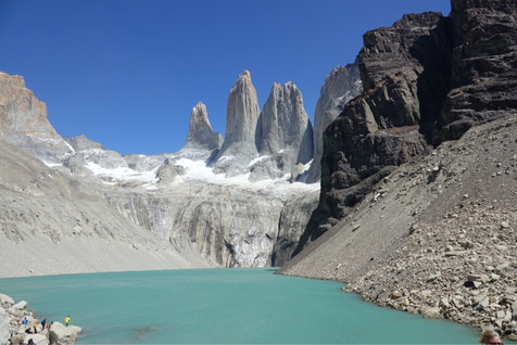 The W Walk - National Park Torres Del Paine