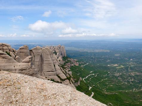 Montserrat: Sant Jeroni hike