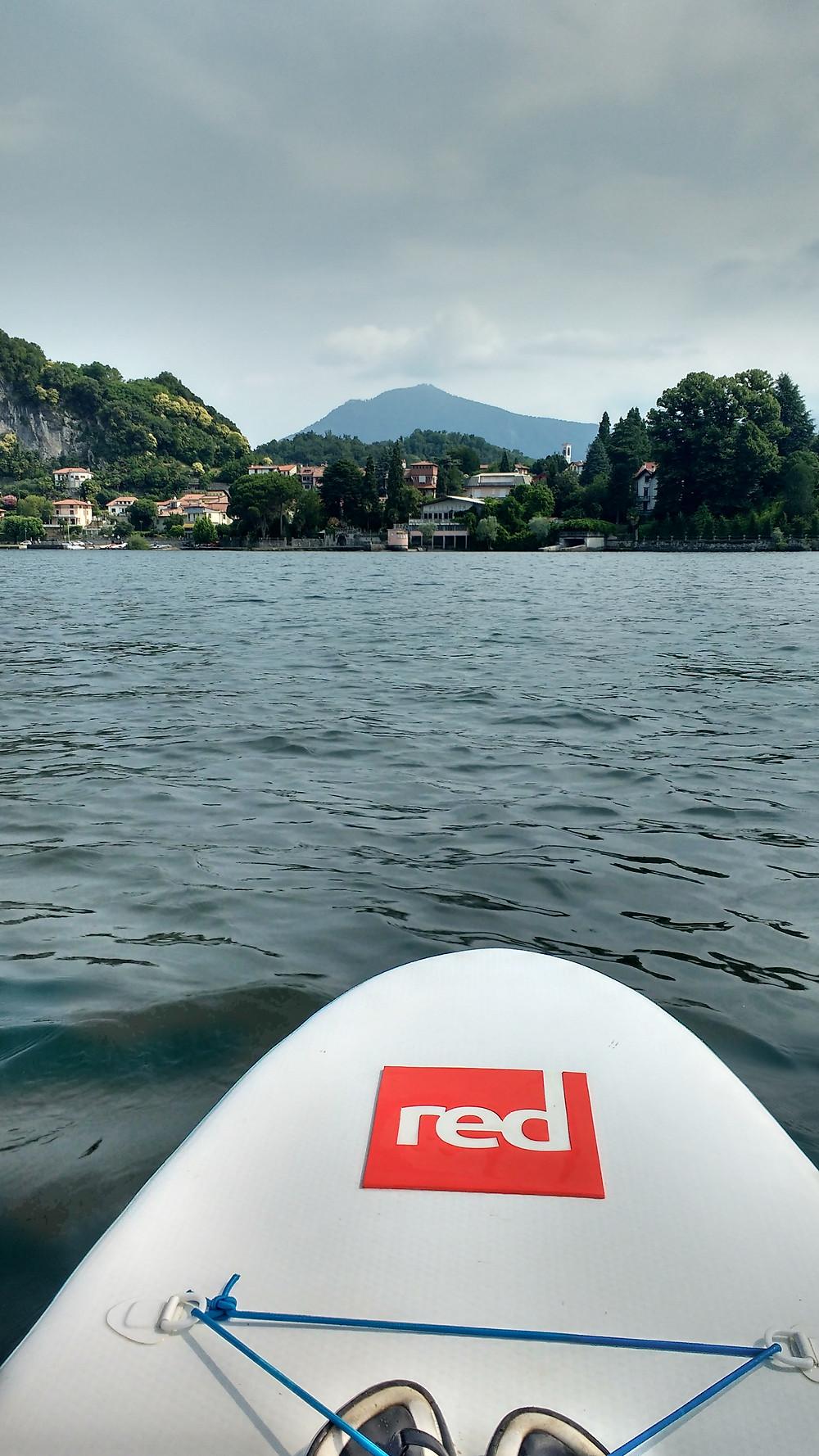 Red Paddle Co Lake Maggiore