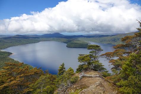 Lake Hauroko tramp