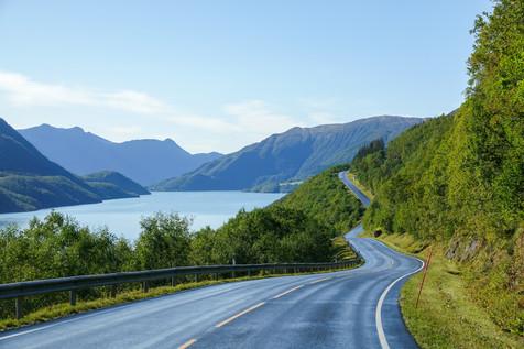 Kystriksveien Coastal Road