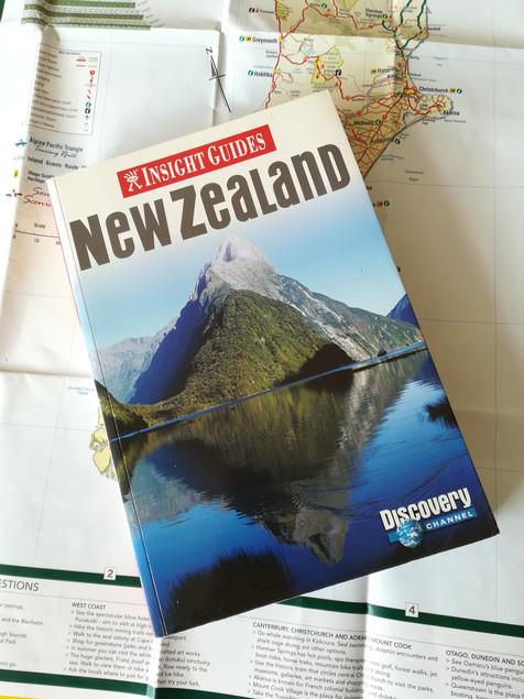 New Zealand Blog
