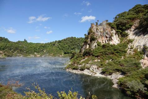 Thermal Explorer Highway - Maori culture and geothermal adventures