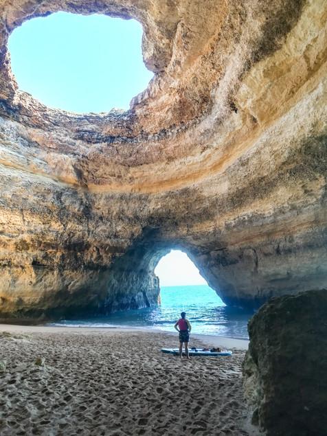 Benagil Caves and Praia do Carvalho