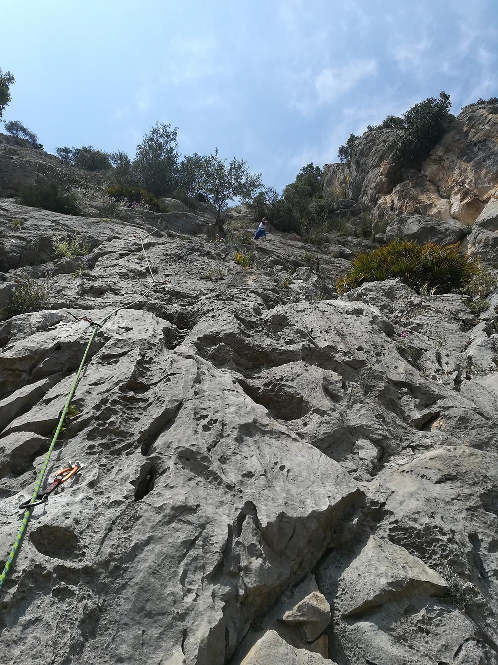 Climbing El Chorro - 5