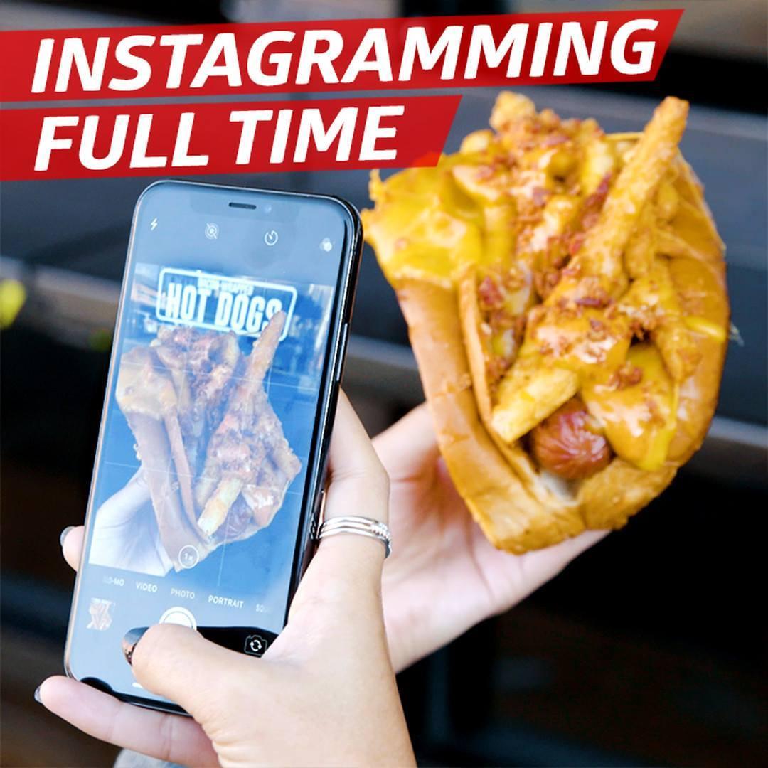 Instagram, Full Time | Viral Foods