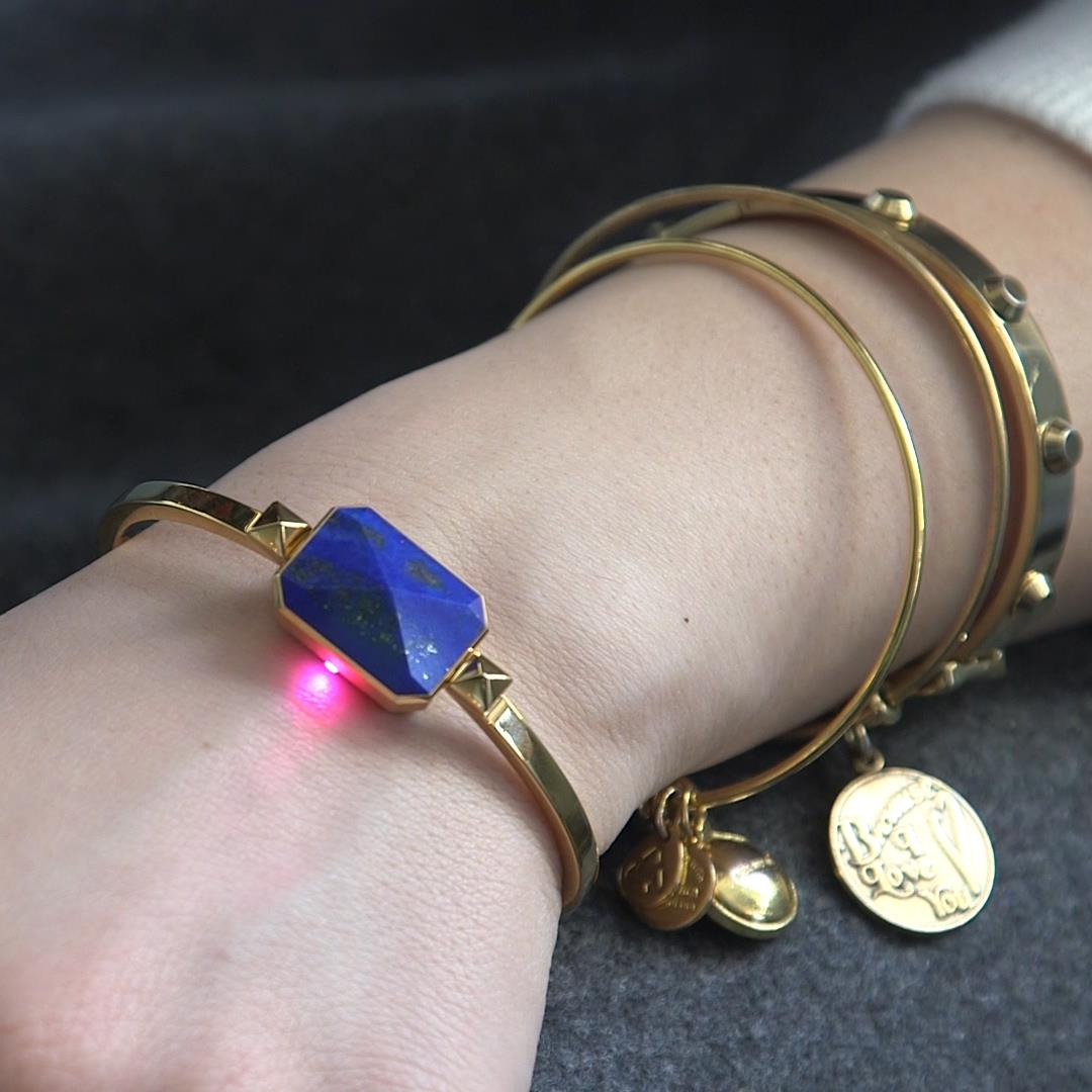 Fitness Tracking Jewelry