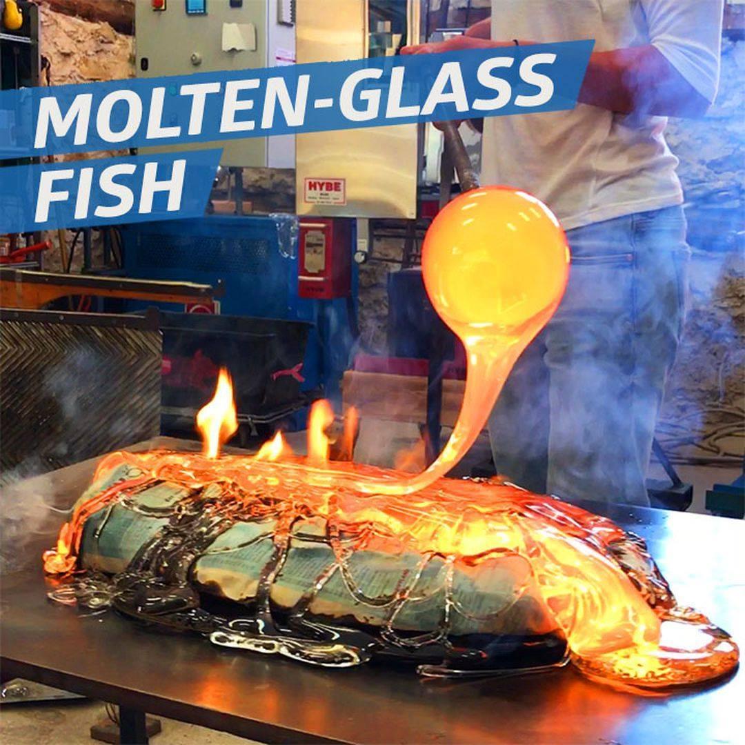 Molten-glass fish | Short Order