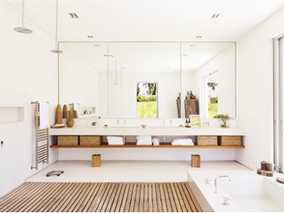 Spa chic: bathroom makeover tips you need to know