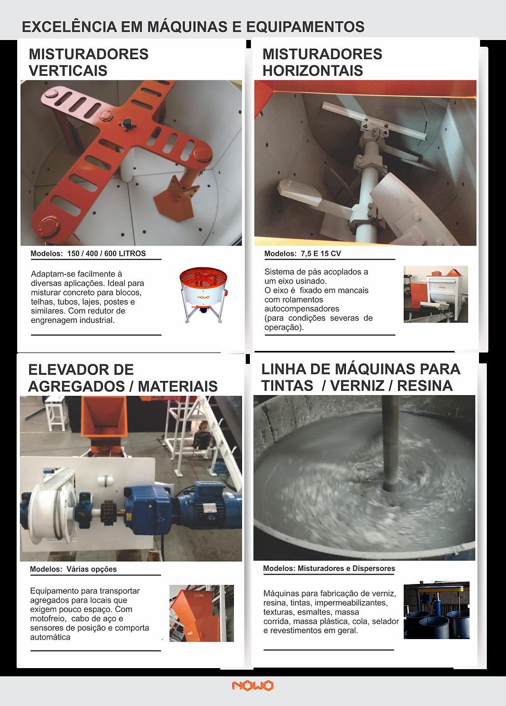 ELEVADOR DE AGREGADOS - SKIP TRANSPORTADOR