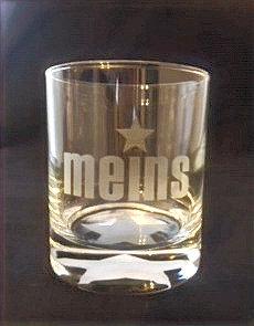 """Glas """"meins"""""""