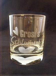 "Glas ""Grosi's Schlummi"""