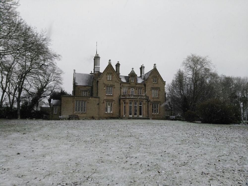 the SIM Manor / das SIM Hauptquartier in England