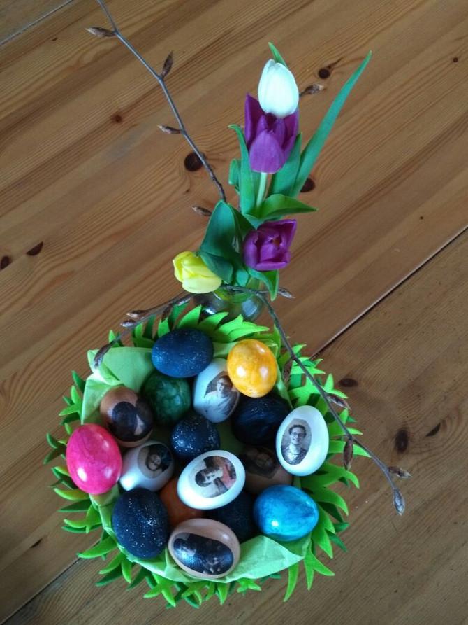 Traditionsfeuerwerk Osterfrühling