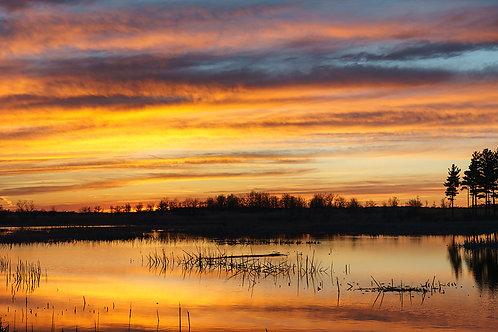 SWR Sunset