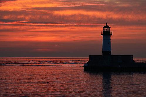 North Pier Sunrise