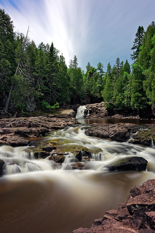 Upper Gooseberry Falls
