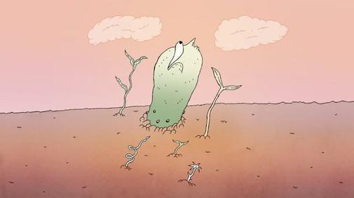 early bird animation