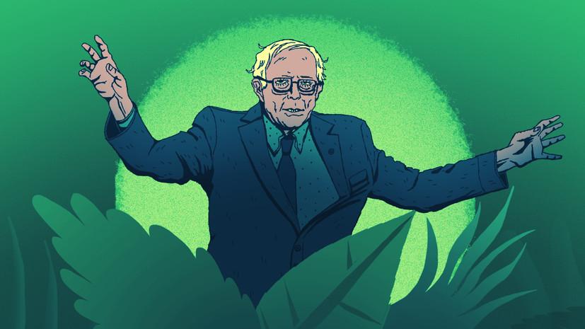 """Bernie Sanders's Green New Deal, explained"""