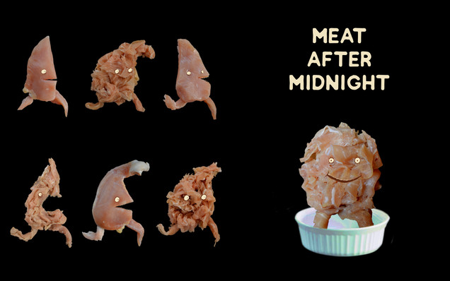 Meat After Midnight Book Project