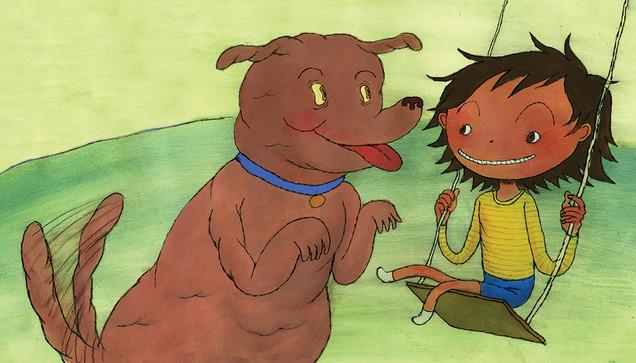 Lumpy Dog Book Project