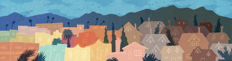 LA Housing Illustration