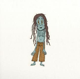 woodstock zombie