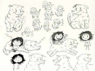 lumpydog characters.jpg