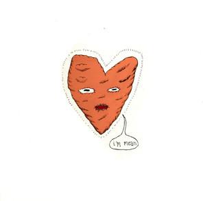 mean heart