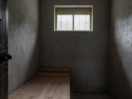 Accepting the Unexpected: Hope from a WW2 Prison Cell