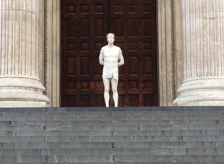 One Last Statue