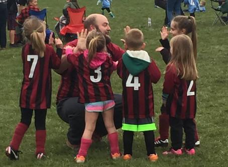 Fall Soccer Coaches Clinic