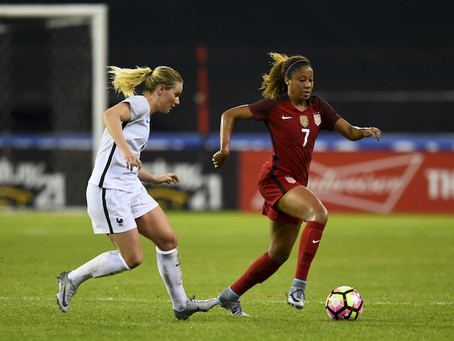 USWNT Falls to France