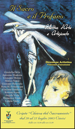 2003 - COLLETTIVA D'ARTE