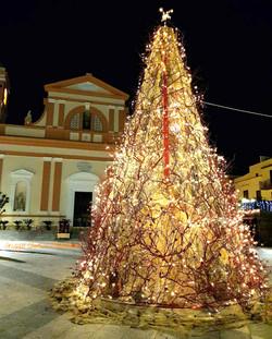 2017 Albero di Natale Balestrate