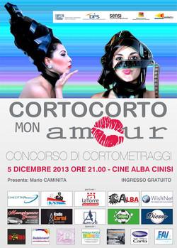 20013 - CORTO CORTO MON AMOUR