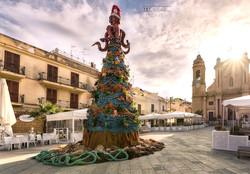Albero di Natale 2017 Terrasini