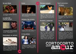 20012 - CORTO CORTO MON AMOUR
