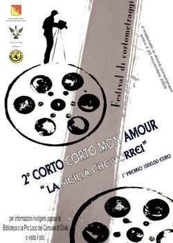 2009 - CORTO CORTO MON AMOUR
