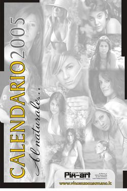 2005 - CALENDARIO