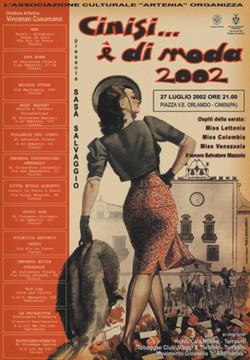 2002 - SFILATA DI MODA