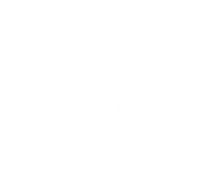 Court prowess logo white CP basketball