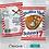 Thumbnail: Printed & Shipped Baseball Party Items