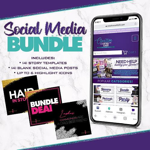 Social Media Starter Bundle