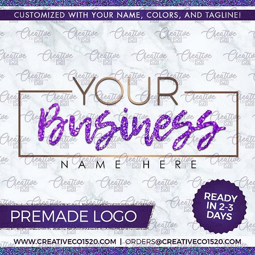 Premade Logo Design 08