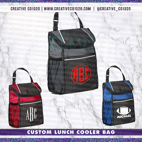 Custom Lunch Cooler